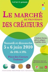 marche createur toulouse